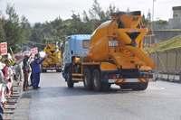 工事続く辺野古、車両延べ182台が基地内へ