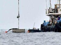 沖縄県の立ち入り調査に米軍の「壁」 辺野古の岩礁破砕で法的措置検討も…