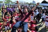 笑顔咲く、1182人 琉球大学で合格者発表