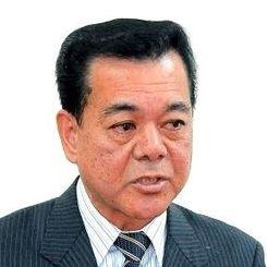 古謝南城市長