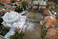 トルコで地震、22人負傷 南西部、M5・7
