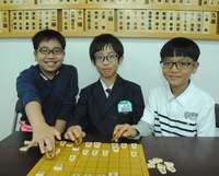 沖縄代表棋士は小学生 将棋支部対抗戦・西地区大会へ初派遣