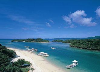 (資料写真)石垣島の川平湾