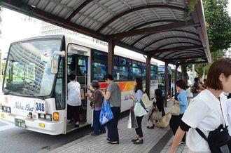 (資料写真)路線バス