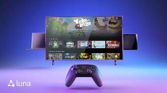 米アマゾン・コムが始めるクラウドゲームサービス「ルナ」(同社提供・共同)