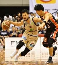 琉球キングスが連覇 大阪に79―62 Bリーグアーリーカップ関西地区