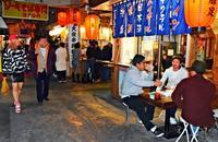 増える居酒屋、にぎわう市街地 うれしいけど飲酒トラブルも・・・ 那覇でルール作りへ