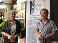 日本の文化紹介 イタリア・ミラノで交流会 沖縄出身・仲宗根雅則さん協力