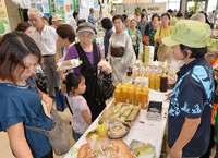 芸能、グルメを満喫 大宜味村フェアに6000人