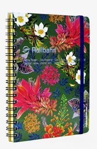 ロルバーンの沖縄限定ノート発売 デイゴやサンダンカなど6種の植物デザイン