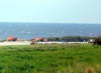 沖縄・基地白書(16)「沖縄の縮図」といわれる島 機能強化、村に知らせず大規模工事