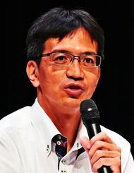 司会の加藤裕弁護士