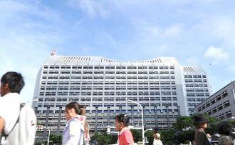 (資料写真)県庁