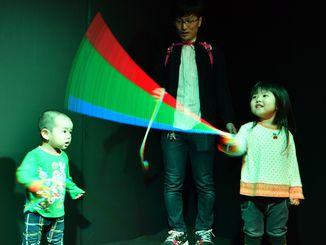 「超体験!ふしぎな科学の遊園地」はイオンモール沖縄ライカムで開催中